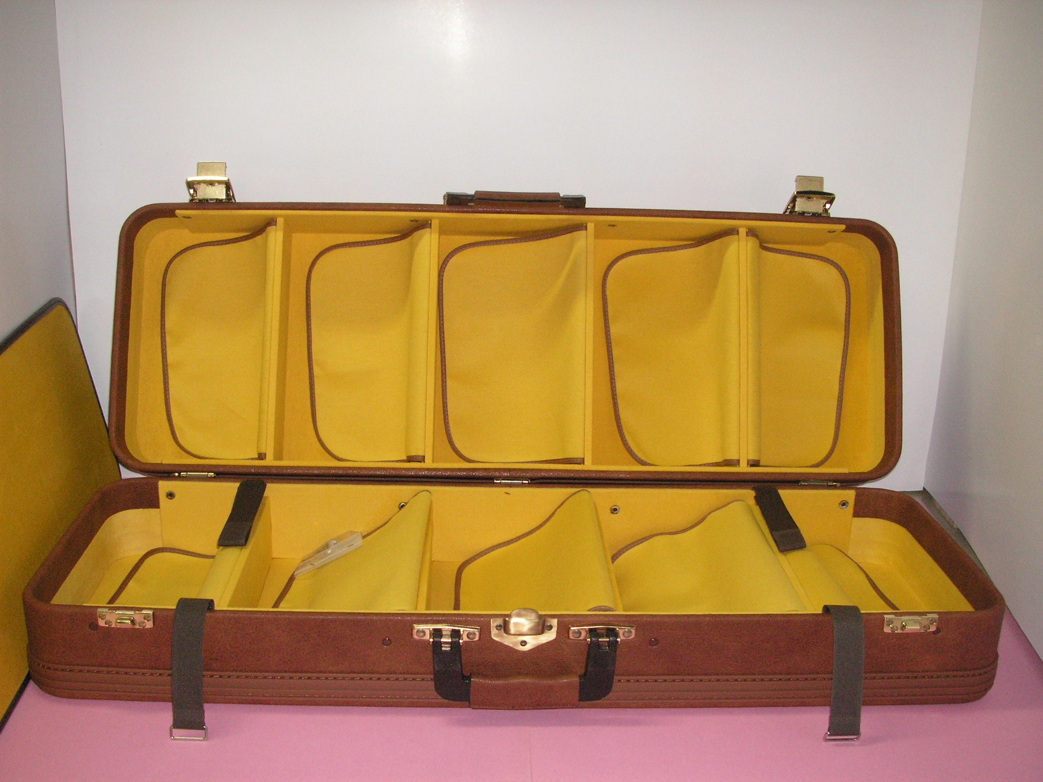 Valise lux femme